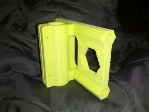 OpeanBeam 1.4 DIY 3D Printer X-Carriage without Support Material