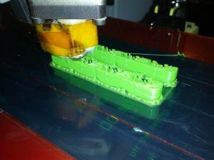 Printing Mold for Oogoo