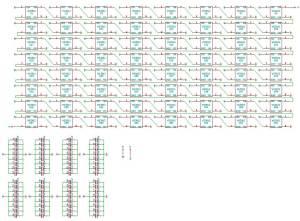 8x8-WS2812b-Schematic