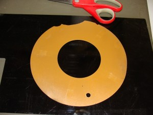 Powerstate phenolic disc replacement