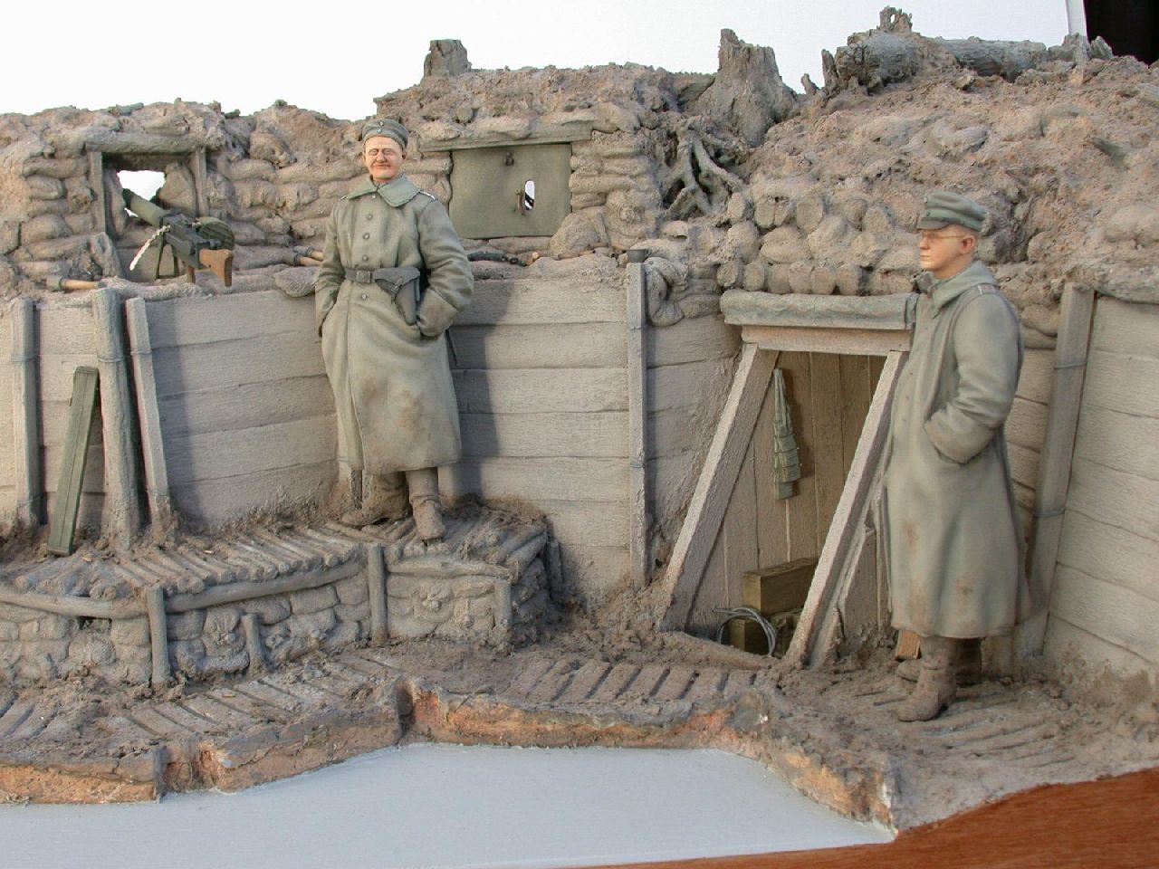 The German Trench