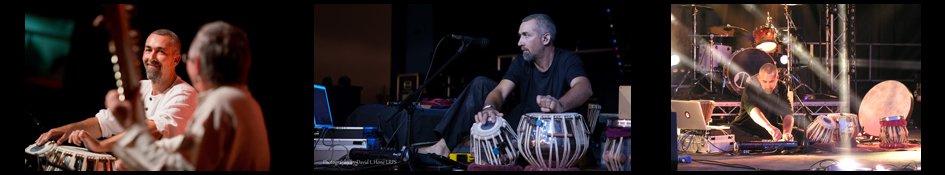 Jon Sterckx, Tabla Percussion Stroud & Devon. Indian music & World Rhythm performances & workshops