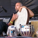 Jon Sterckx / Drumscapes at Rhythmtree Festival