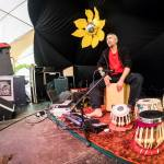 Jon Sterckx Drumscapes at Beat Herder Festival