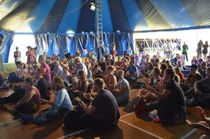 Jon Sterckx World Rhythm Workshops WOMAD 2015
