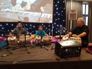 Swindon Tabla Class performance 2019