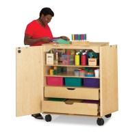 Jonti-Craft Supply Cabinet | 9510JC