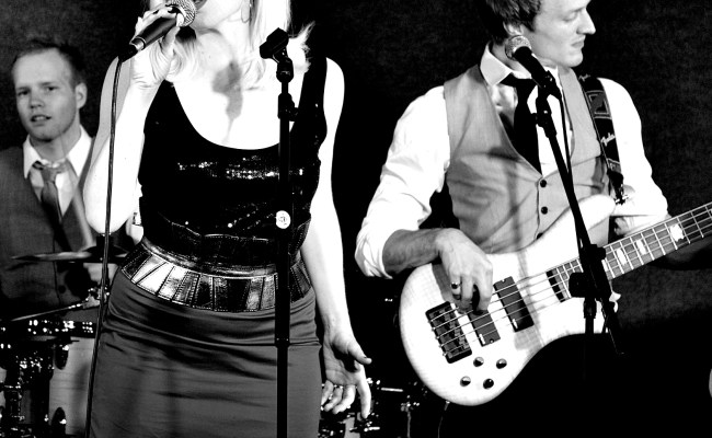 Bellissima Hire Rock Pop Function Band Party Band