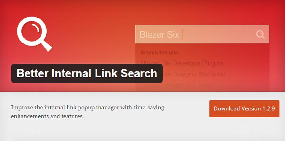Plugin WordPress: sfruttare i link interni con Better Internal Link Search
