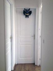 La chauve chauve-souris Nocto de Vivid protège la chambre de votre enfant.