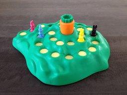 jeu croque carotte de Ravensburger