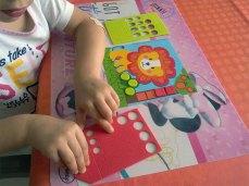 Le kit mosaïques est-celui que ma fille a préféré.