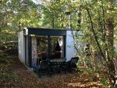 la terrasse de notre cottage