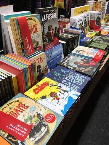 Salon : livre, bd jeunesse