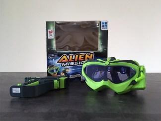 le jeu de société : Alien mission