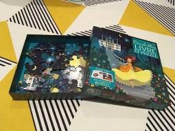 puzzle 30 pièces Cendrillon des éditions Usborne