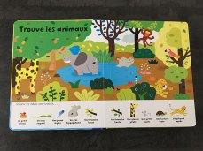 Le livre possède de belles illustrations.