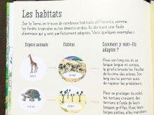 Livre pour apprendre sur les animaux
