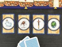 """les cartes """"trésors"""" du jeu"""