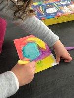 activité peinture pour les 2-3 ans