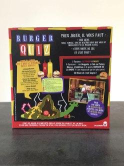 boite burger quiz