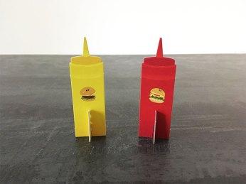 ketchup, mayo burger quiz