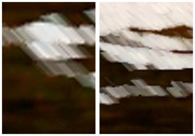 Fragment XII en XIII C -Print 2018 2x 32 x 23 cm
