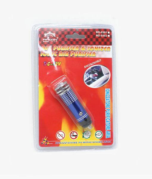 Car Air Ionizer package