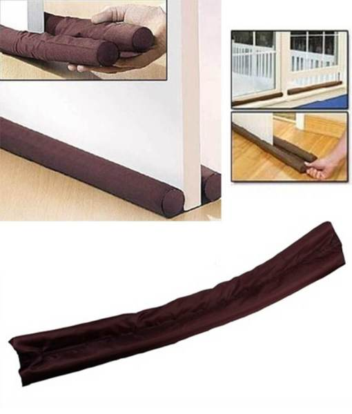 Free-Shipping-Door-Window-Twin-Draft-Guard-Dust-Resisted-Ash-Stopper-Energy-Saving