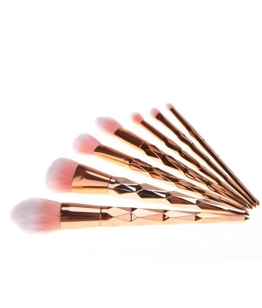 11Pcs-Diamond-Rose-Gold-Makeup-Brushes-Set-Mermaid-Fishtail-Shaped-Foundation-Powder-Cosmetics-Brush-Rainbow-Eyeshadow (3)