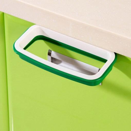 Folding-Hanging-Trash-Rubbish-Bag-Holder-Garbage-Rack-Cupboard-Storage-Hanger-HG99-4