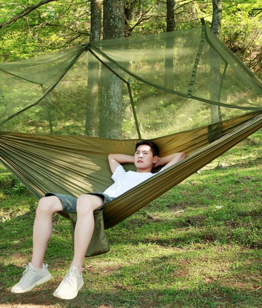 Portable-Hammock-High-Strength-Parachute-Fabric-Hanging-Bed-With-Mosquito-Net-For-Outdoor-Camping-Travel-2-510×600