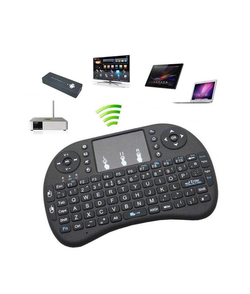 Bluetooth Keyboard For Android Box: Best Remote For Android TV Box And More