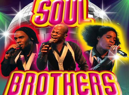 Omri Tindal in nieuwe tour Soulbrothers