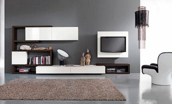 Muebles Flotantes Minimalistas