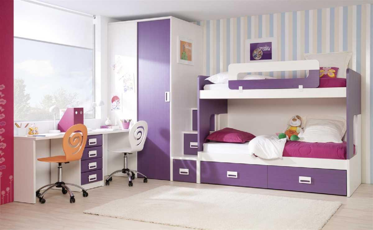 11 fotos con ideas para decorar cuartos infantiles