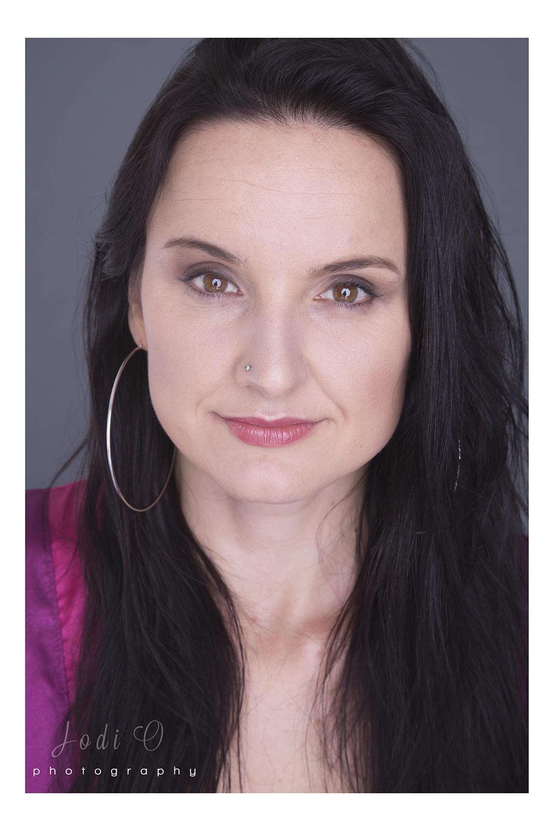 Model Headshots for Calgarians  Jodi O Photography