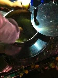 Carrettino-Ape-granita-di-limone