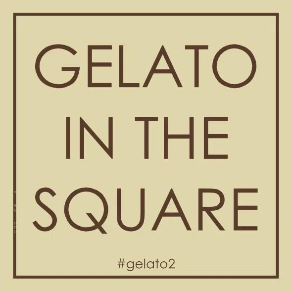 Gelato in the square seconda edizione Leicester
