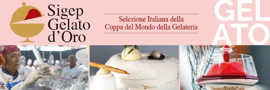 Gelato d'oro SIGEP Rimini 2019