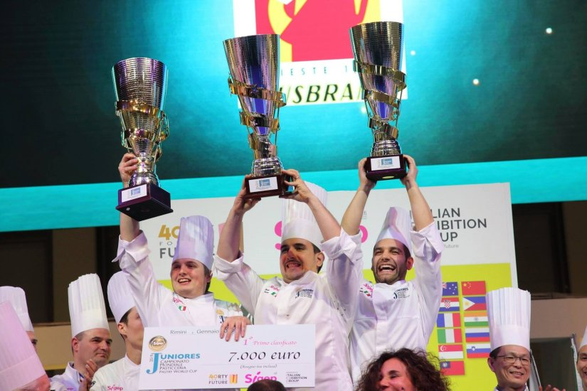 World Junior Pastry Championship 2019