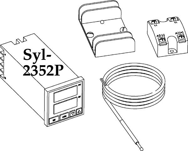 Kiln Controller Wiring Diagram. Wiring. Wiring Diagrams