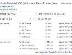 Analyse de la nouvelle fiche produit du site e commerce de somfy joptimisemonsite - Google comparateur de vol ...