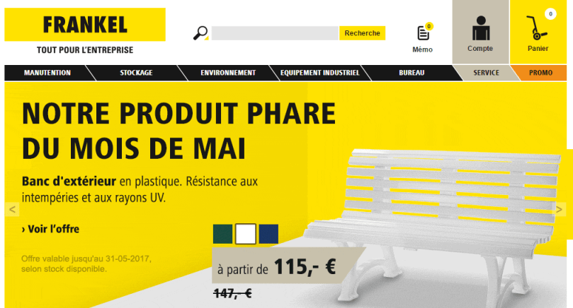 frankel-site-e-commerce