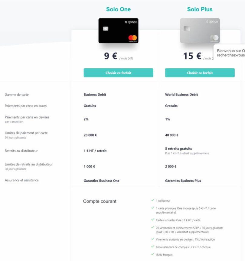 qonto-avis-cout-tarif-prix-qonto-ou-boursorama-pro