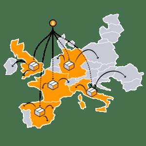 amazon-stockage-multi-pays-fonctionnement-avantages-inconvenients