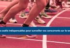 les outils indispensables de la veiller concurrentielle sur internet