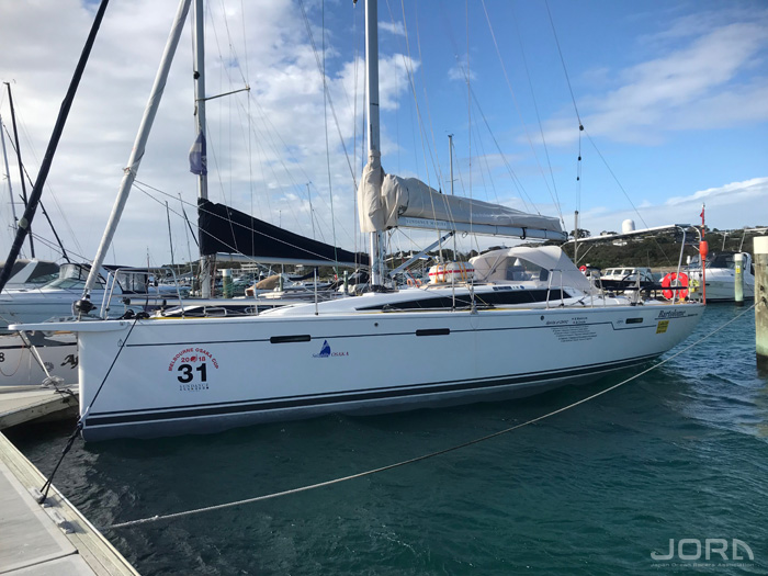 Blairgowrie Yacht Squardronにて