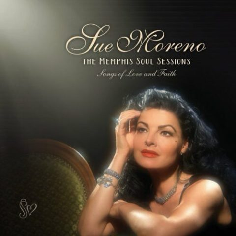 Sue Moreno Memphis Soul Sessions