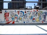 Urban Art Murals by Jordan Betten or Lost Art
